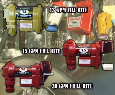 Flameproof pumps