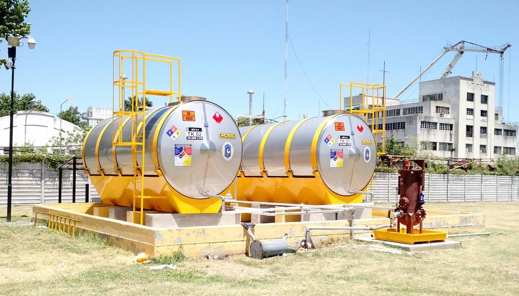 Air Fuel Plant - Argentina Federal Police