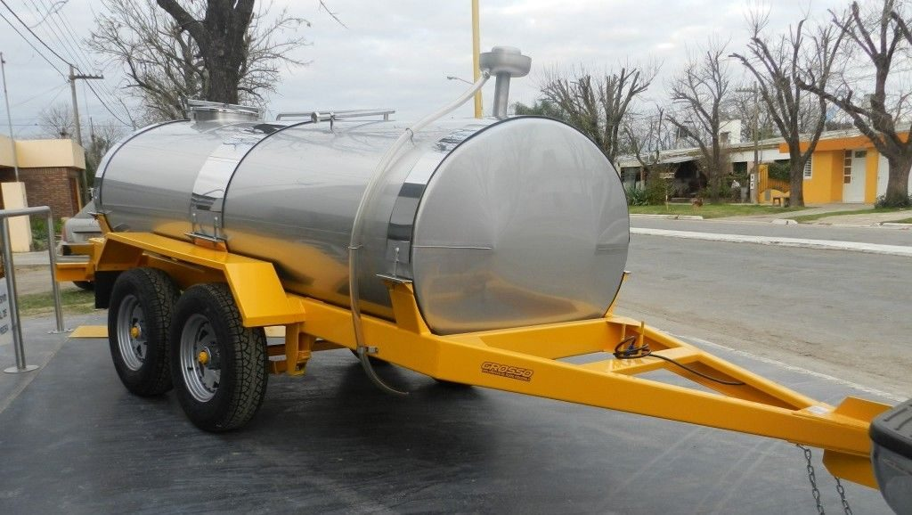TRAILER 4500 LTS FOOD PRODUCTS
