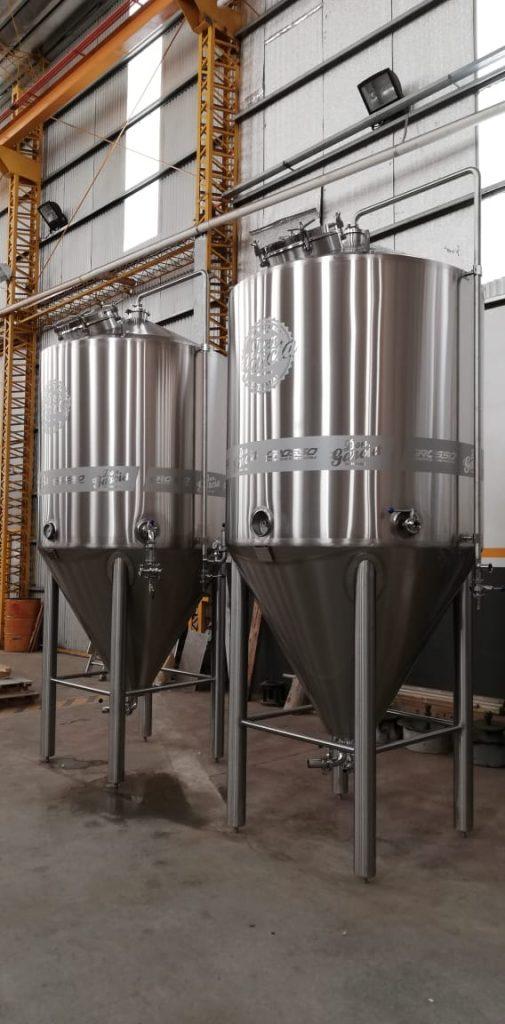Brewing equipment (13)
