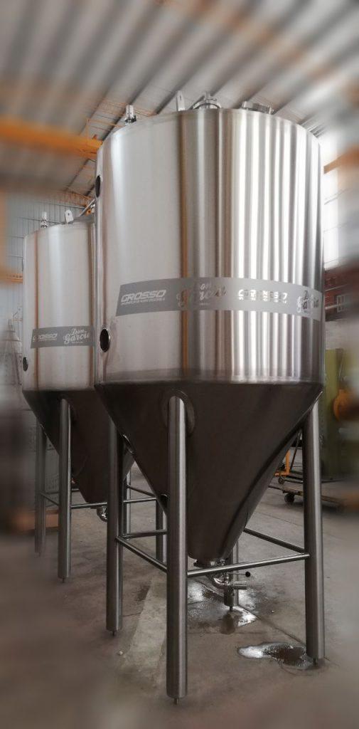 Unitank beer fermenter